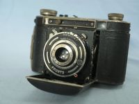 '  EARLY ' Certo Dollina Vintage Folding Camera   £39.99